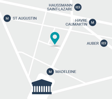 Organisme de formation Paris Madeleine