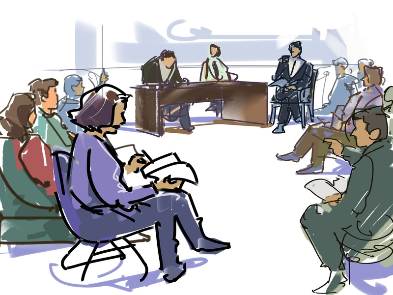 Les 3 phases d'une réunion participative
