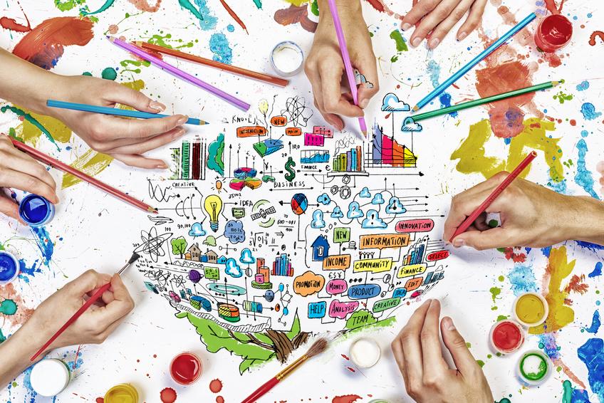 4 trucs pour développer votre créativité