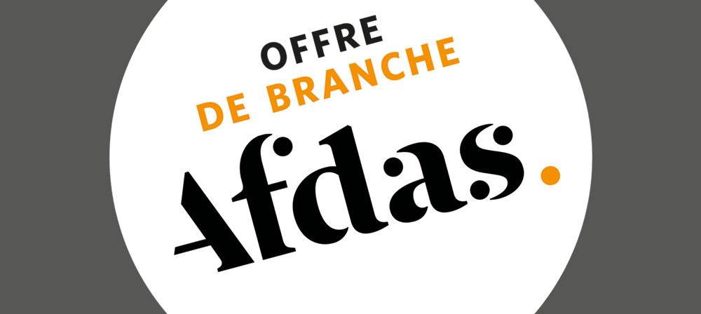 Afdas offre branche
