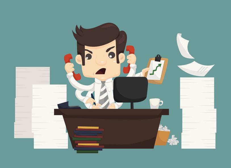 5 trucs pour résister au stress managérial