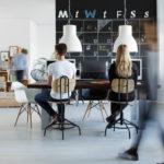 Management en open space