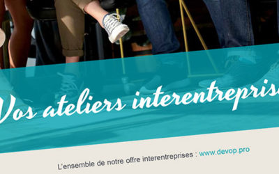 Nouveau catalogue de formations interentreprises disponible