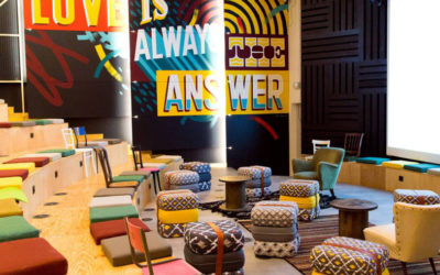 Atelier Design Thinking par Aurélie Marchal – 10 octobre 2019  à Paris