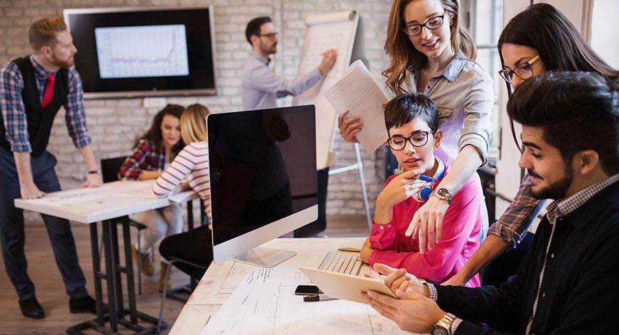 81% des salariés sont engagés dans leur travail